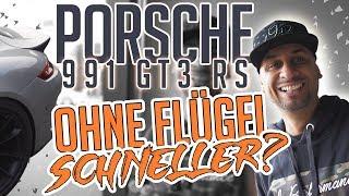 JP Performance - Schneller OHNE Flügel ?! | Porsche 991 GT3 RS