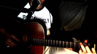 Celluloid Heroes ~ The Kinks ~ Cover Stripped-Down Version w/ Takamine EN-10