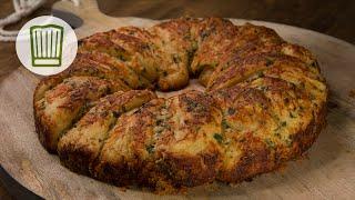 Selbstgebackenes Knoblauchbrot Rezept #chefkoch
