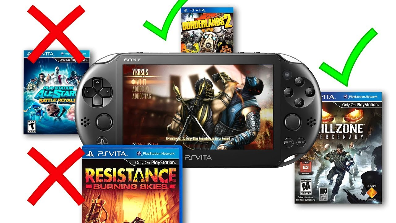 Amazon.com: PlayStation Vita (PS Vita)