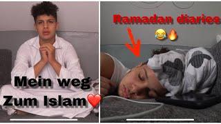 Ramadan Diaries 1🤲🏻🔥Mein Weg und Veränderung zum Islam❤️🤲🏻