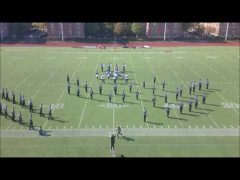 Case Western Reserve University Spartan Marching Band, Homecoming Halftime Show 2016