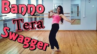 Anita - Banno Tera Swagger Dance - Tanu Weds Manu (2015)