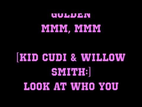 Kid Cudi - Rose Golden (ft. Willow) [HD Song Lyrics]