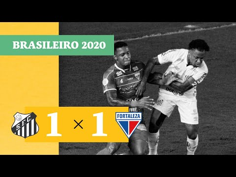 Santos Fortaleza Goals And Highlights