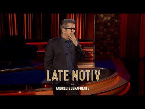 "LATE MOTIV - Monólogo de Andreu Buenafuente. ""Monjas ludópatas"" | #LateMotiv474"