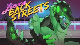 Bare BackStreets | Furry | 18+ | Русский субтитр