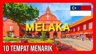 10 Tempat Menarik Di Melaka