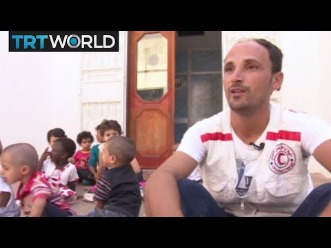 Libya Fractured: Orphans of Daesh fighters live in limbo in Libya