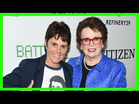 Breaking News | Billie jean king upset with women who voted for donald trump