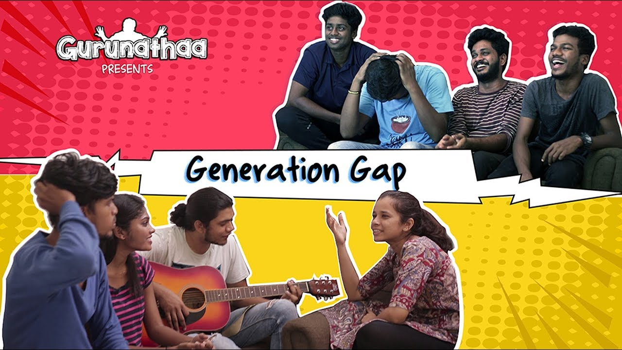 real stories about generation gap