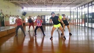 Alex Sensation, Ozuna - Que Va - coreografia