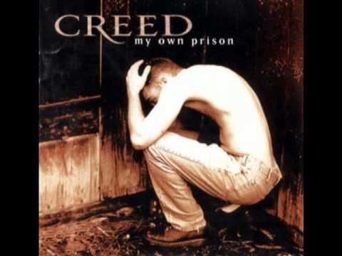 Creed-My Own Prison(With Lyrics)