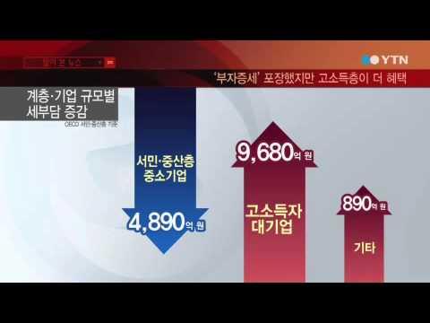 이 시각 많이 본 뉴스...세금우대저축 폐지 / YTN