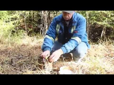 Water Well Drilling - Kicking Horse Water Services, Golden, BC Water Well casing video