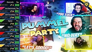 WATCH THIS TO LAUGH! PUMMEL PARTY INSANITY W/ TIM, MARCEL, DRLUPO & MORE! (Pummel Party)