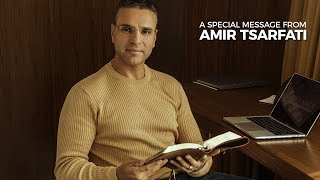 A word from Amir, Jan. 21, 2019