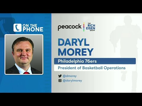 Daryl Morey in an interview with Rich Eisen reveals that a NFL team reached out to him to discuss bringing him on as GM. Starts around 6:30.