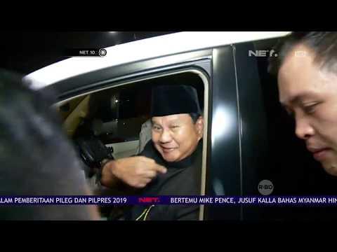 Tenaga Medis Mengeluhkan Masalah BPJS Kepada Prabowo - NET 10