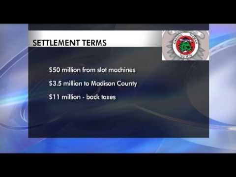 'It stinks' - Madison Co. supervisors reluctantly approve deal with Oneidas