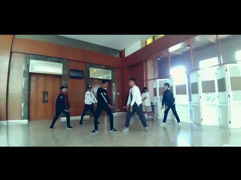 STOP DANCE CREW - Sayang X Tarik Selimut ( Via Vallen- Zaskia Gotik)   Dance Video