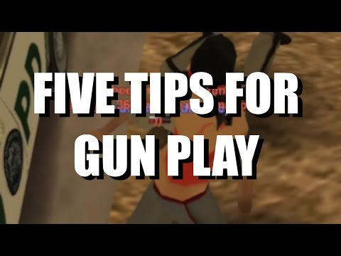 5 GUN PLAY TIPS (SAMP)
