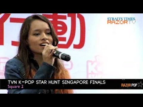 A non-Chinese K-pop star? (tvN K-pop Star Hunt Pt 2)