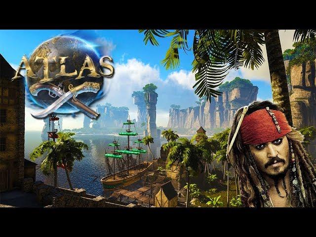 Atlas! - Piratas Cabeludos e Barbudos!!