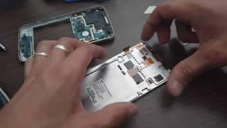 Como desmontar sm-g7102t - Trocar Touch Display