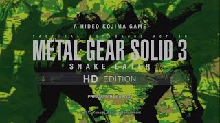 Metal Gear Solid 3 Review