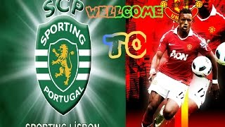 Luis Nani skills ●  Welcome To  Sporting Lisbon ● 2014