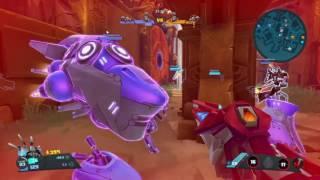 Battleborn With CyClone Fun Match (Caldarius 10 Kills)