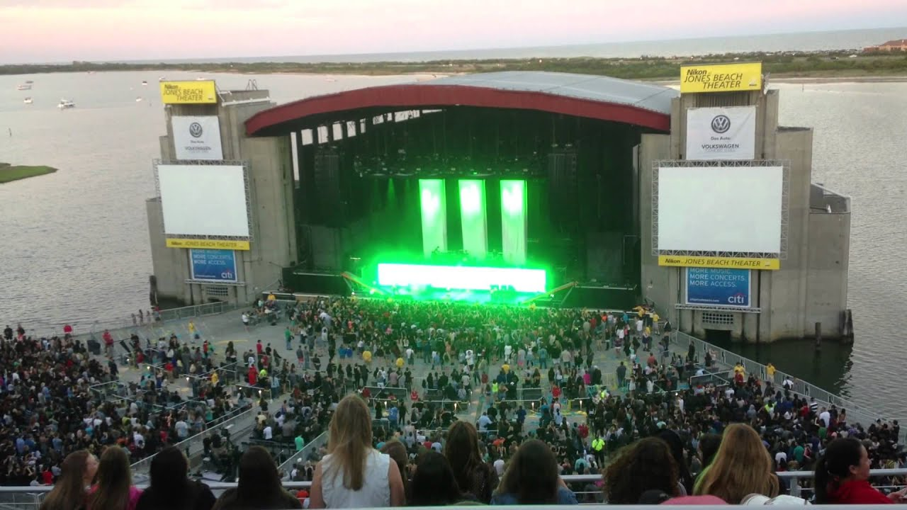 Paramore Decode Nikon At Jones Beach Theatre 6 21 14