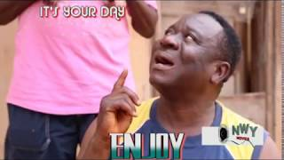 Best Of John Okafor Mr Ibu 0n His Birthday - 2017 Latest Nigerian Nollywood Movie