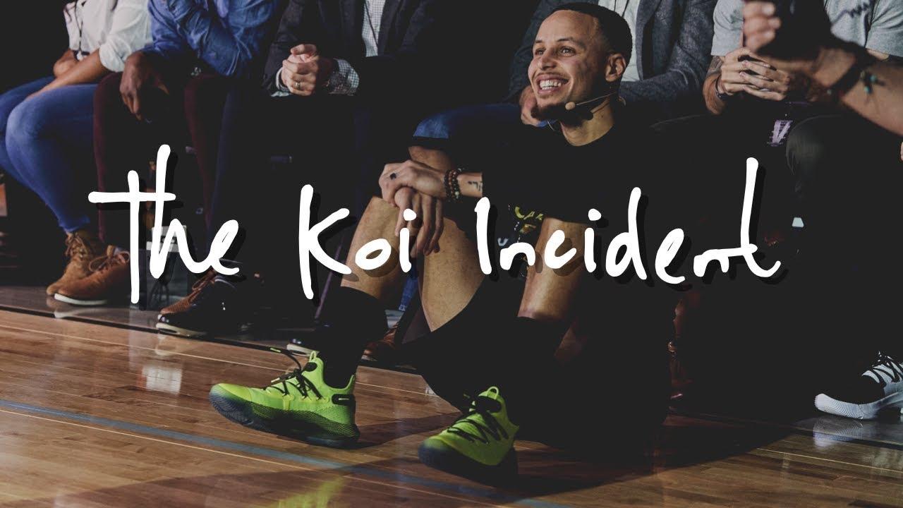 The Koi Incident - YouTube