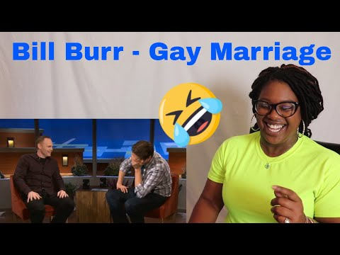 😂 Mom reacts to Bill Burr Weighs In On G.a.y Marriage | Reaction