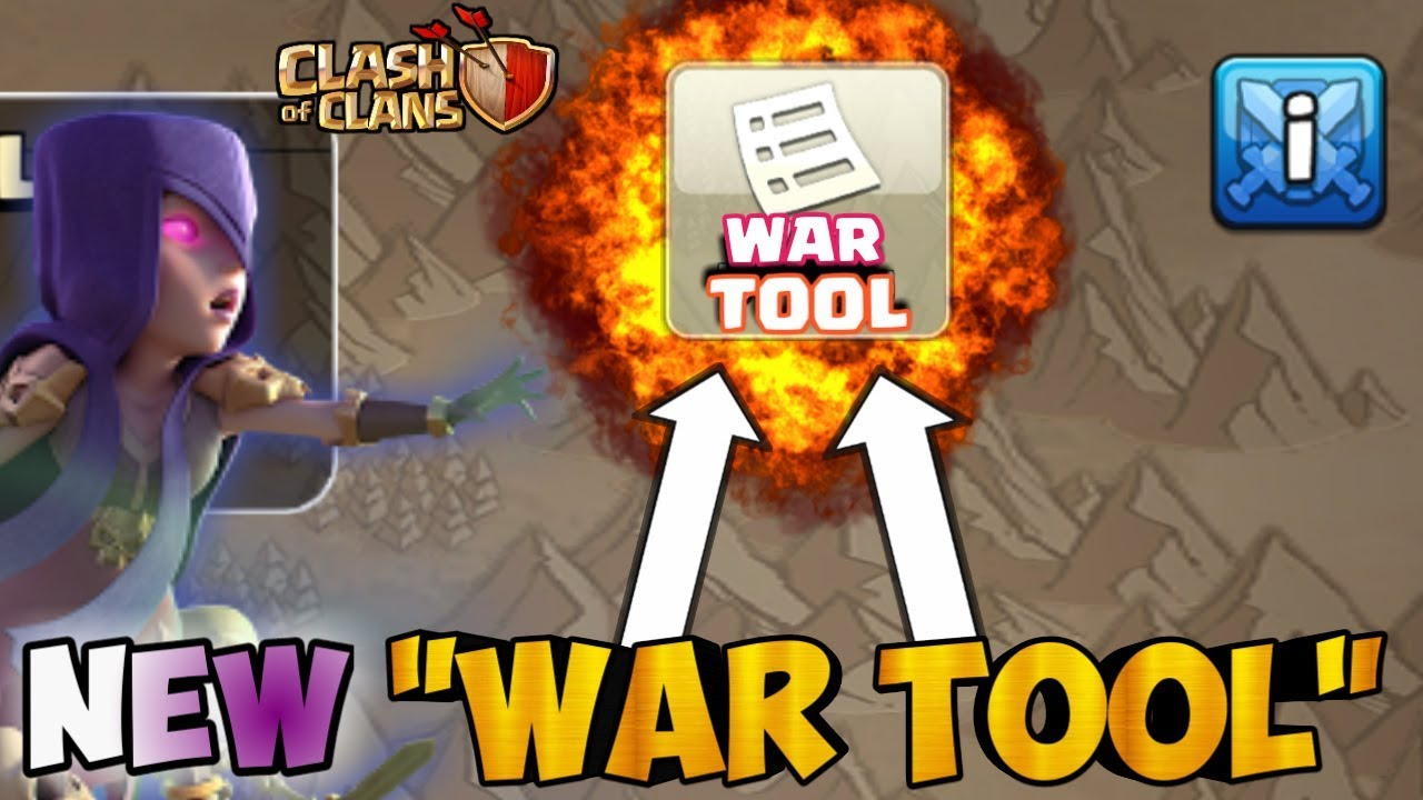 """WAR TOOL"" NEW UPDATE LEAK! 2018 HUGE UPDATE COMING SOON ..."
