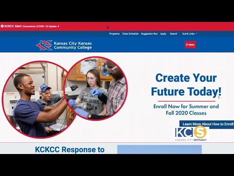KCKCC COVID-19 Student Relief Fund