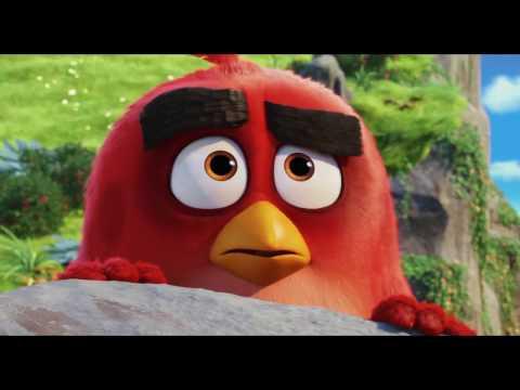 Angry birds в кино мультфильм 2016 4k