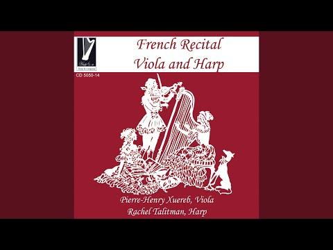 4 Sonates pour harpe avec accompagnement d'alto: No. 4. —