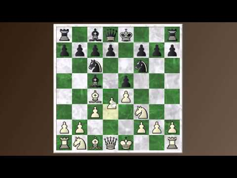 Chess Basics #29:  Italian game - Main line and Moeller atta