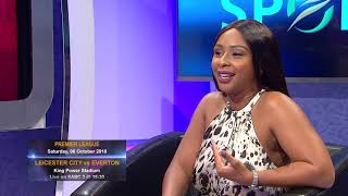 Thomas Mlambo chats to (mrapper) Boity Thulo