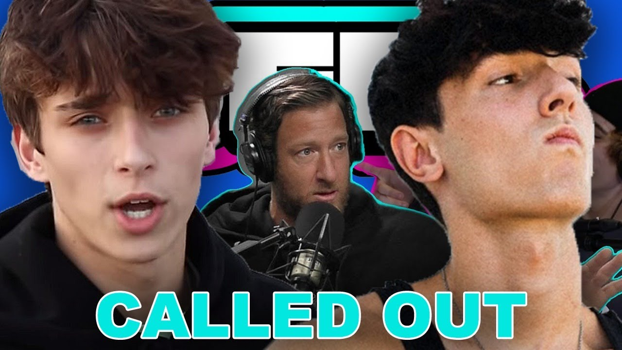 Josh Richards' Ignites Bryce Hall Feud On Podcast?! | Hollywire