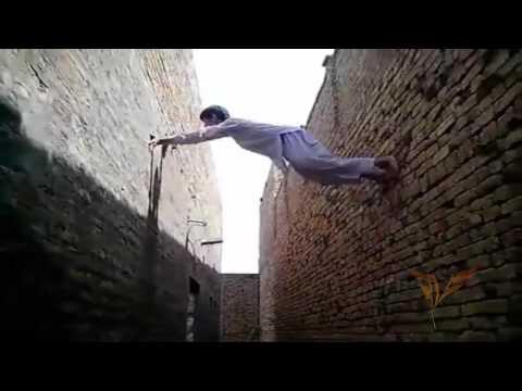 Punjabi Spider Man Very Funky N Funny