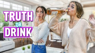 Truth or Drink | Twins Expose Each Other