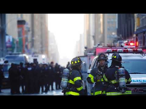 Suspect in Custody After NYC Subway Explosion