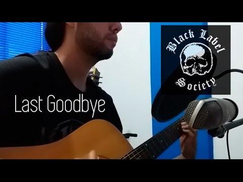 Last Goodbye - Black Label Society (Acoustic guitar cover)