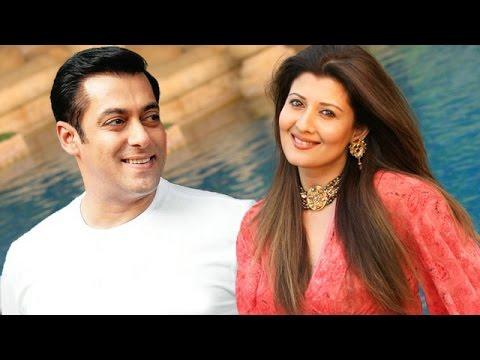 Salman Khan To Do A Film With Ex-Girlfriend Sangeeta Bijlani?