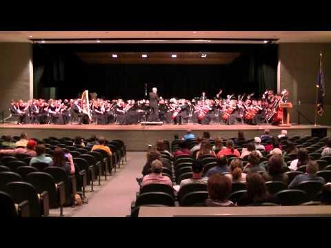 FCHS Orchestra ISSMA State Qualifier Evansville 2015