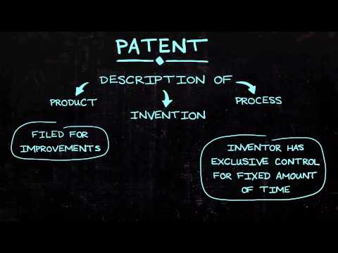 Module 3, Unit 3: Patent